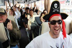 Shuttle Bus Tour