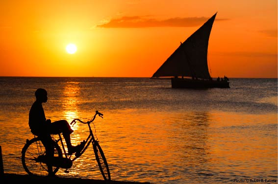 Stone Town Original Sunset Cruise