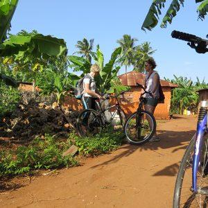 Paje Village Bike Tour