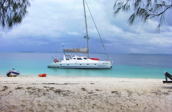 Two Hours Sunset Catamaran Sail from Stone Town