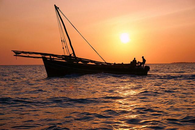 Zanzibar City Sightseeing Tour and Sunset Dhow Cruise