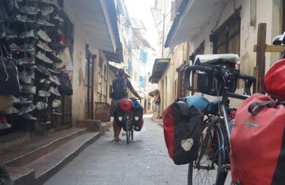 Best of Stone Town Bike Tour
