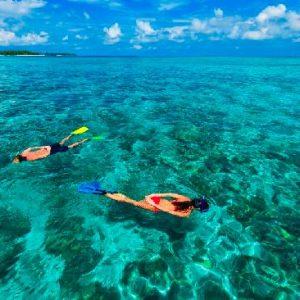Chumbe Island Marine Sanctuary Snorkeling