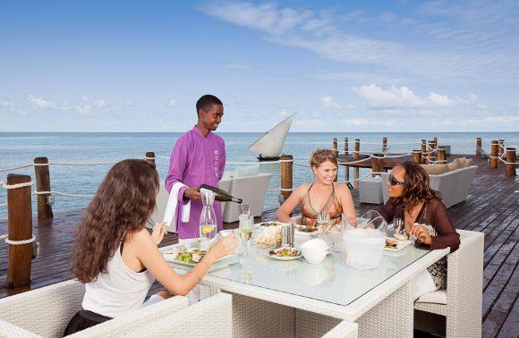 VIP Dinner at Zanzibar in Nungwi Fishing Village