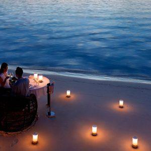 03-Course Candlelight Dinner: Zanzibar in Love