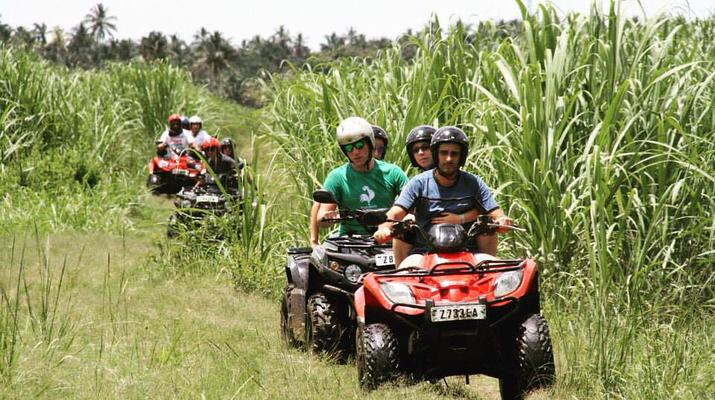 Quad Biking Adventure from East Coast
