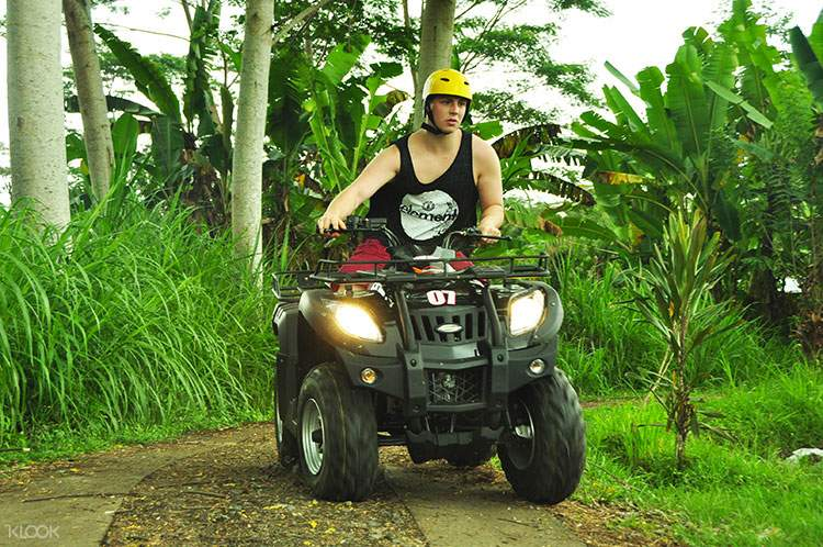 Quad Adventure from Jambiani Beach