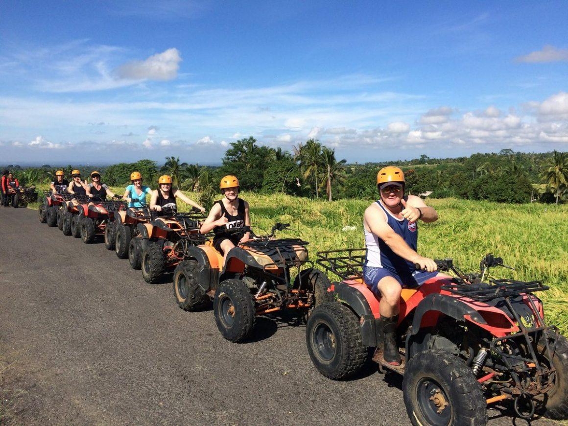 Quad Adventure from Michamvi Village