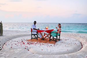 Zanzibar Private Beach Dinner