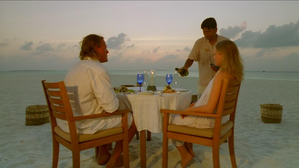 Dining Experience at Tembo Hotel Zanzibar