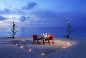 Zanzibar Romantic Beach Dinner