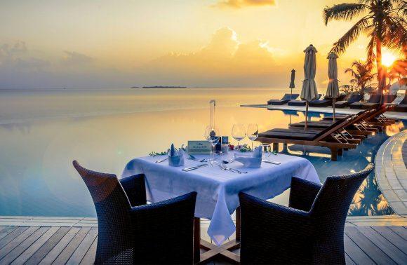 Luxury Candlelight Dining Experience in Zanzibar Serena Hotel