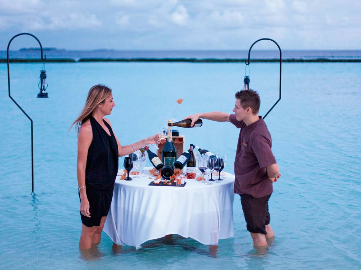 Romantic Candlelight Dinner at Baraza Resort Zanzibar