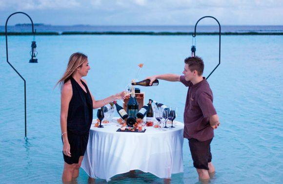 Romantic Candlelight Dinner at Baraza Resort Zanzibar