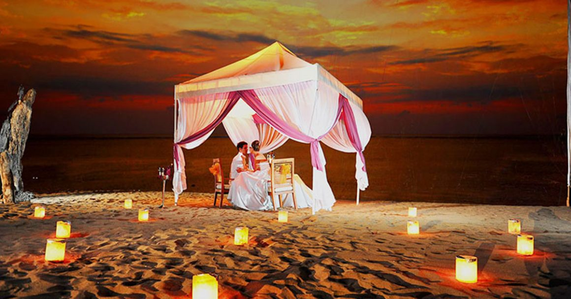 Paje by Night with Romantic Dinner