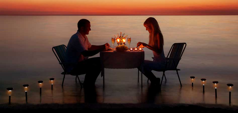 Private 03-Course Romantic Candlelight Dinner at Dream of Zanzibar