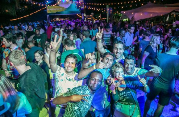 "New Year's Eve Special: ""Kendwa Rocks Zanzibar"""