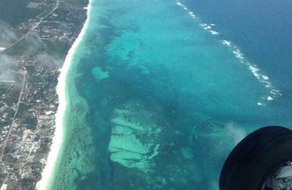 Kizimkazi Coast Scenic Flight