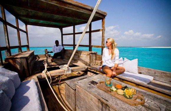 Zanzibar Dhow Lunch Cruise