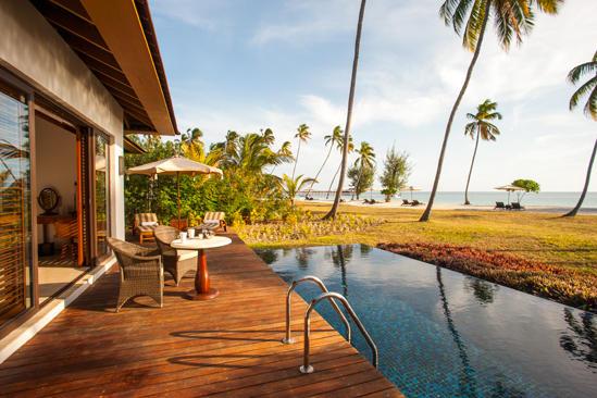Romantic Sundowner at The Residence Zanzibar