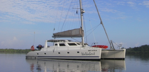 Mnemba Island Atoll Sunset Catamaran Sail
