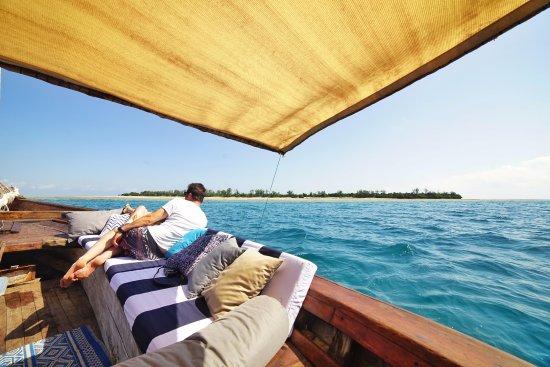 Zanzibar Private Islands Lunch Cruise