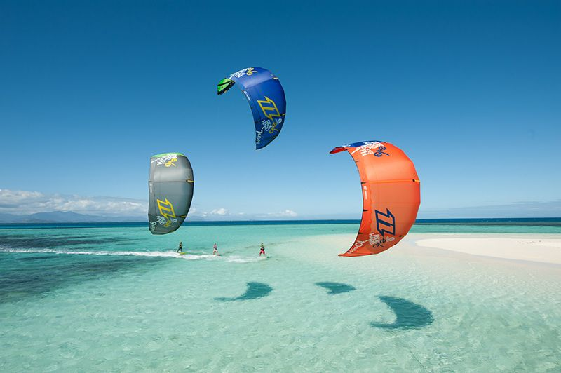 Private Kite-Surfing Lessons in Michamvi Beach