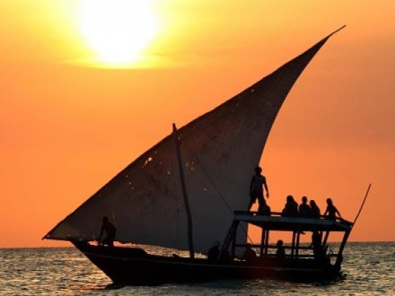 New Year's Eve Cruise in Zanzibar