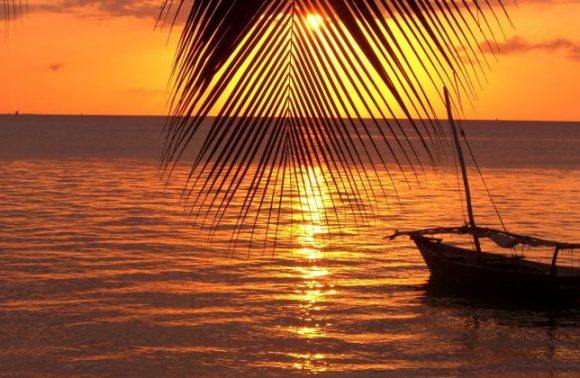 Sunset Cruise Dhow Tour over Zanzibar Private Islands