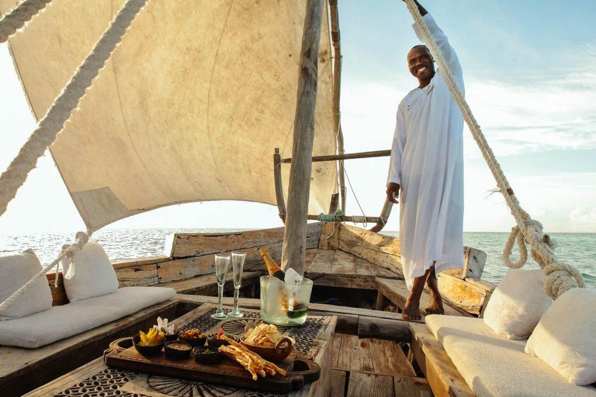Say I Love You in Zanzibar