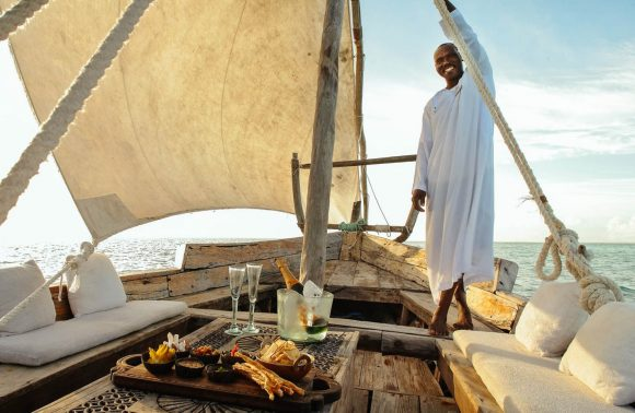 Zanzibar Sunset & Cocktail Dhow Cruise