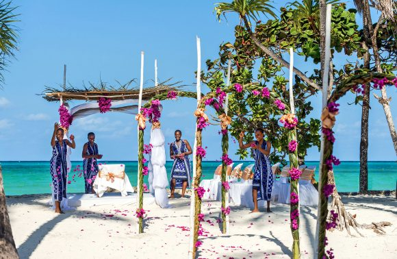 Traditional wedding in Zanzibar
