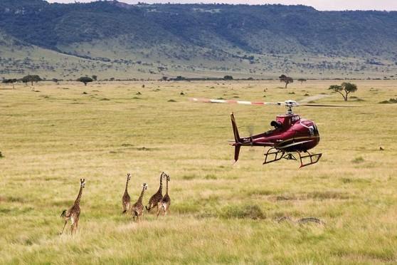 Kilimanjaro Ultimate Safari 4-in-1 Helicopter