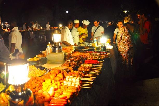 Zanzibar Nightlife Experience with Dinner