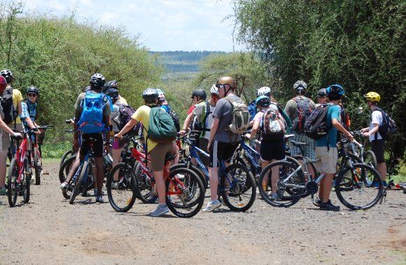 Ol Donyo Lengai Mountain Bike Tour from Arusha