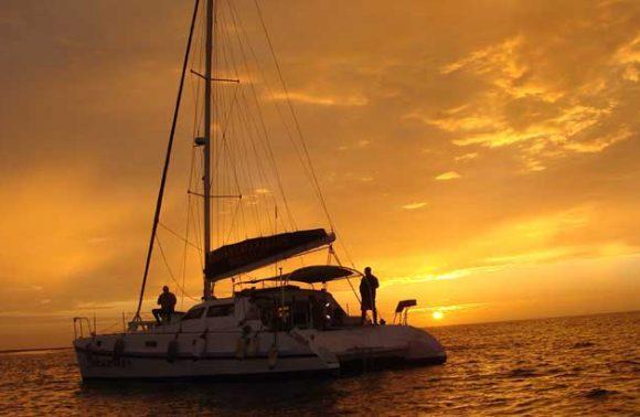 "Tumbatu Island Catamaran Gold ""Sunset Cruise"""