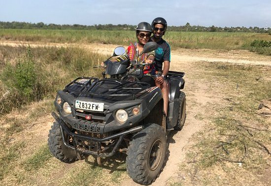 Quad Biking Adventure from Stone Town