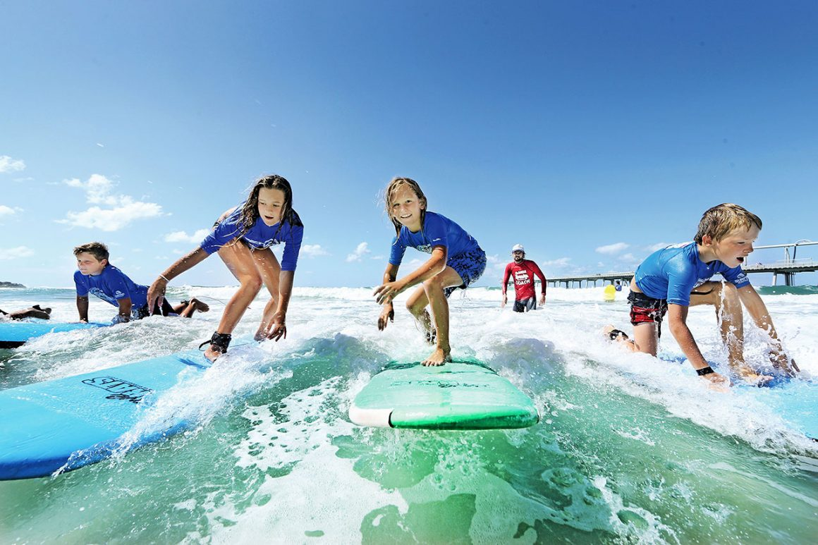Surf lesson in Paje Beach from Nungwi Hotels