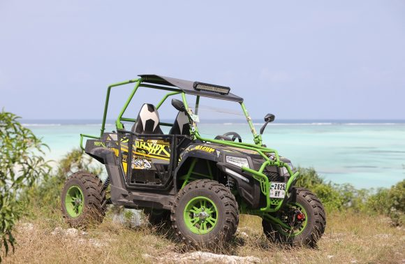 Buggy Tour in Nungwi Beach from Matemwe Hotels