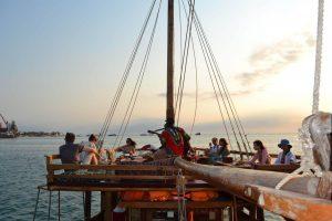 Ring In The Christmas Eve Around Zanzibar