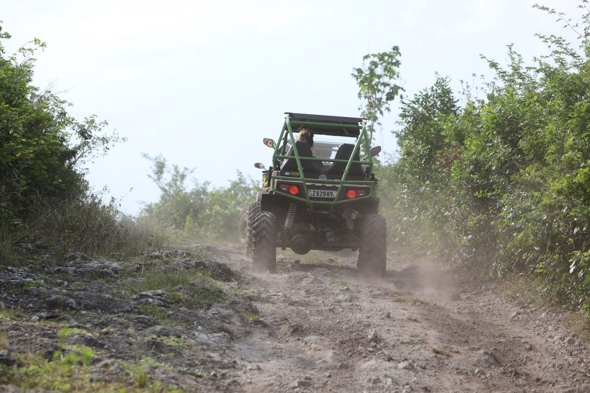 Buggy Tour in Nungwi Beach from Paje Village
