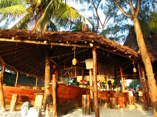 Cholo's Bar Beach Party