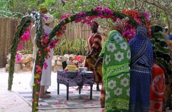 Zanzibar Swahili Wedding