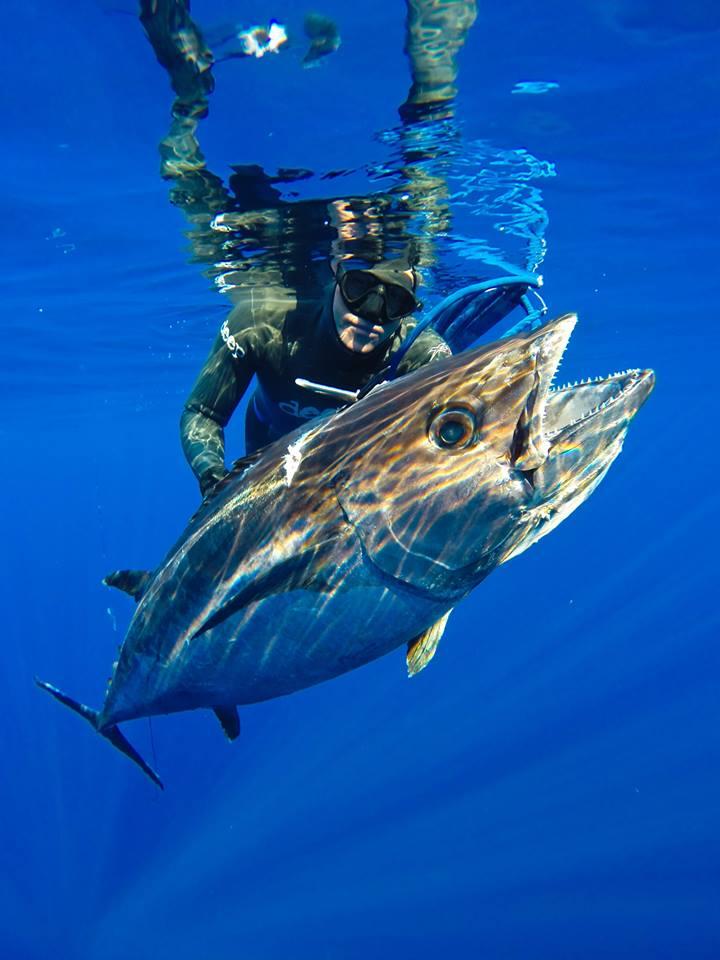 Spearfishing Program in Pemba Island