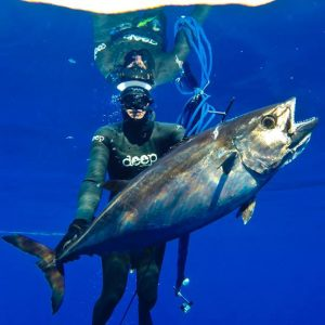Spearfishing Program in Nungwi Reef