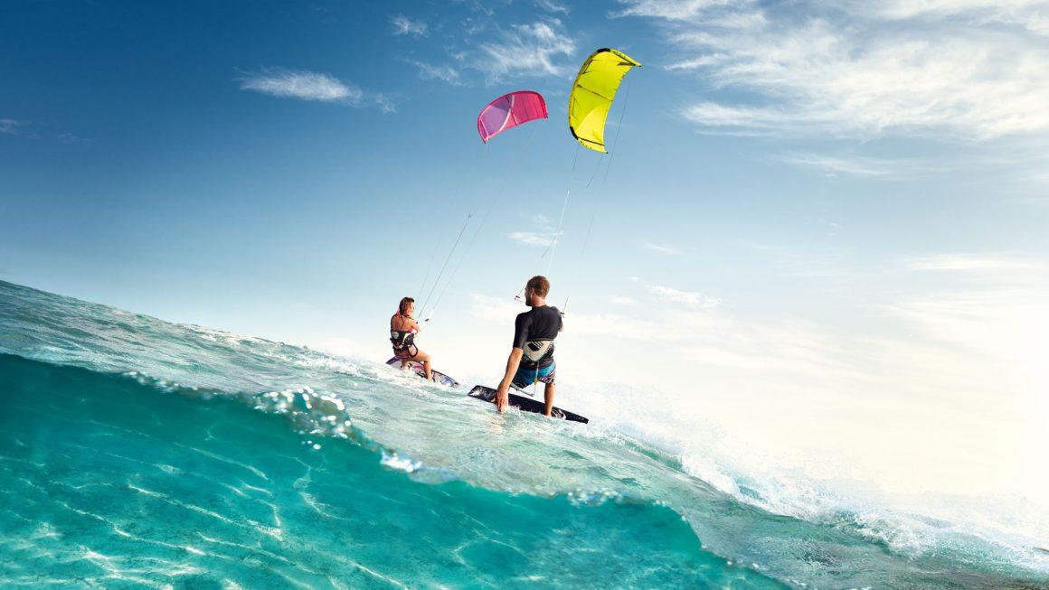 Kite-Surfing Lesson in Kendwa Beach