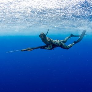 Discover Freediving at Paje from Bwejuu