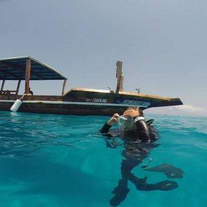 Half-Day Discover Freediving in Zanzibar