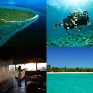 Misali Island Conservation Area Snorkel and Beach Tour