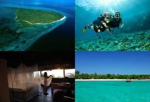 Misali Island Conservation Area Snorkel and Beach Tour